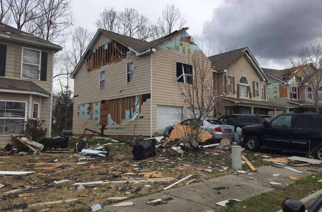 Emergency Security Guard Services Provide Piece Of Mind For South Fulton County Tornado Victims
