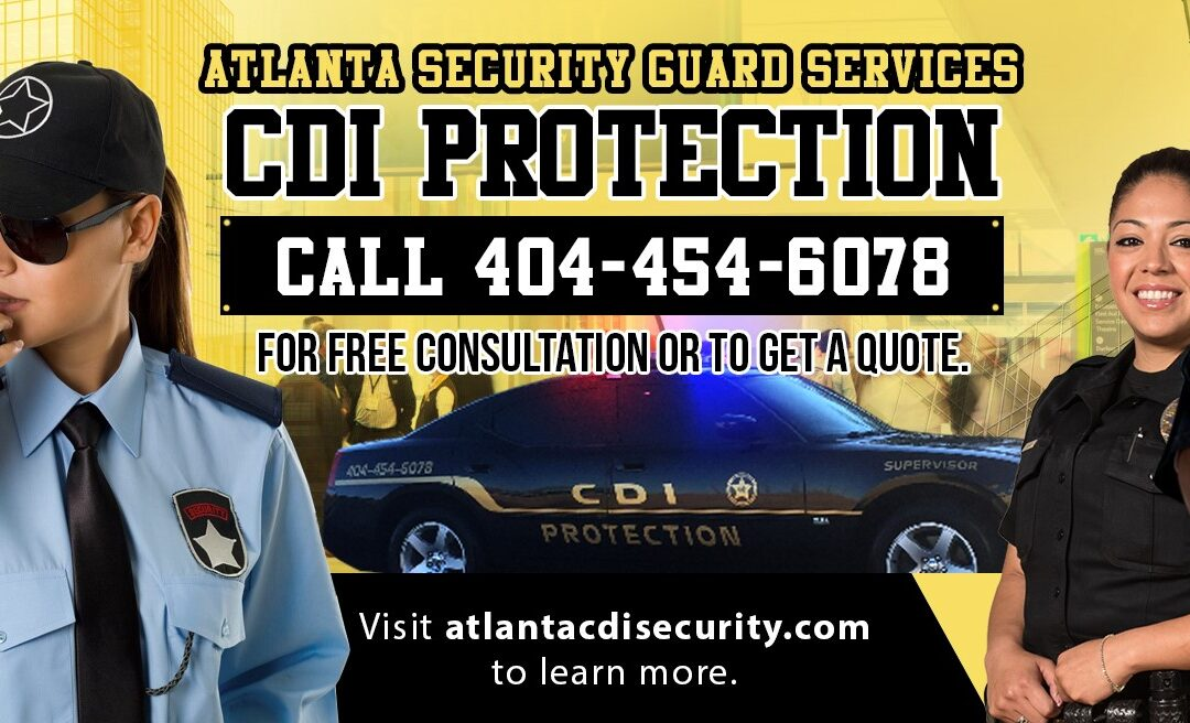Atlanta Security Guard Services Company